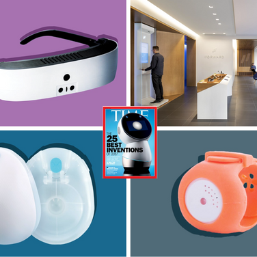 TIME's 25 Best Inventions of 2017 : Healthcare