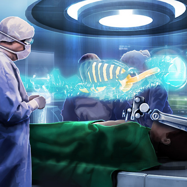 What role should technology play in surgery?