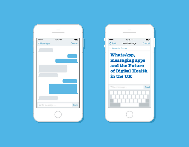 WhatsApp, Messaging Apps and the future of Digital Health in