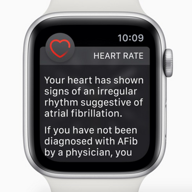 Apple Watch : new features are empowering patients like never before, but there's a downside