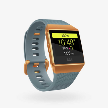 Fitbit : When your activity tracker becomes a personal medical device