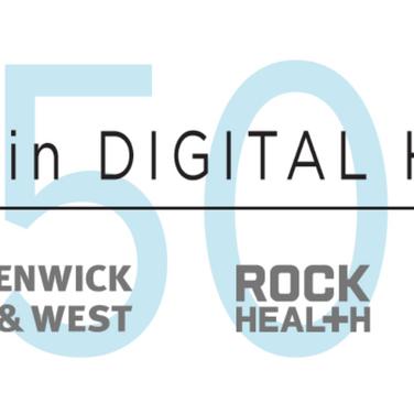 Rock Health : Top 50 in Digital Health 2018