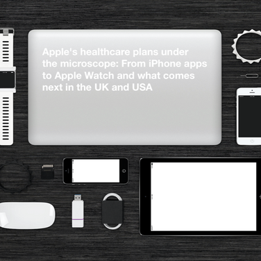Apple's healthcare plans under the microscope: From iPhone apps to Apple Watch and what comes ne