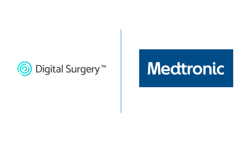 Medtronic acquires UK Digital Health company Digital Surgery for over $300M