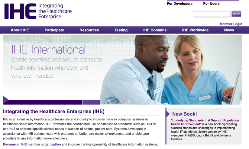 Integrating the Healthcare Enterprise in Germany