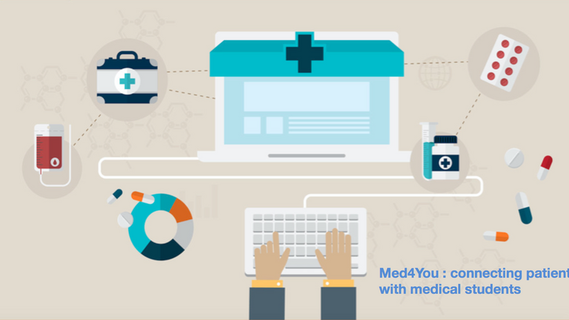 Med4You : connecting patients with medical students