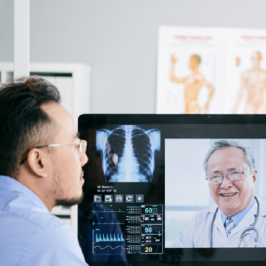 Two Forms of Telemedicine: Synchronous vs. Asynchronous