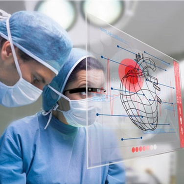 Why does augmented reality have so much potential in healthcare?