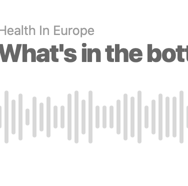 World Health Organisation launches new podcast – Health in Europe