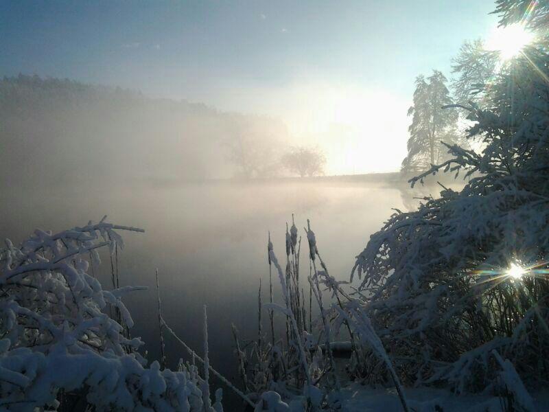 Winterangeln