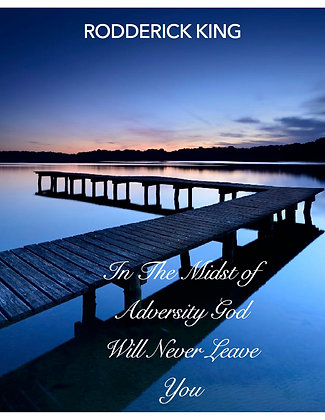 In The Midst Of Adversity God Will Never Leave You