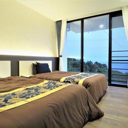 1階寝室 1FBed room