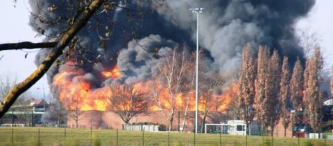 Incendie du 26 décembre 2016