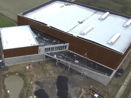 Nouveau complexe sportif à Baisieux pour septembre 2021