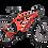 Thumbnail: Bicicleta Soul SL129 Aro 29 Shimano Tourney 21V Vermelha