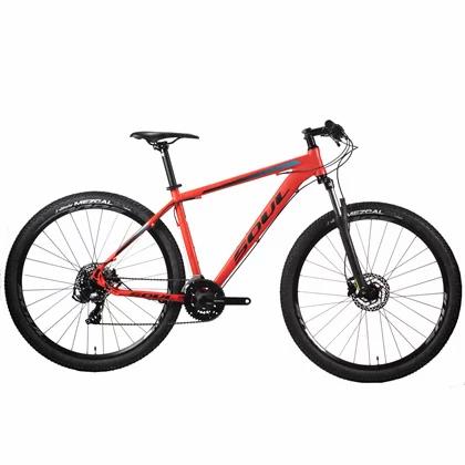 Bicicleta Soul SL129 Aro 29 Shimano Tourney 21V Vermelha