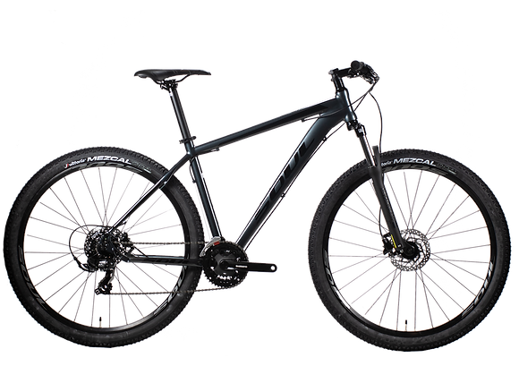 Bicicleta Soul SL129 Aro 29 Shimano Tourney 24 V Grafite