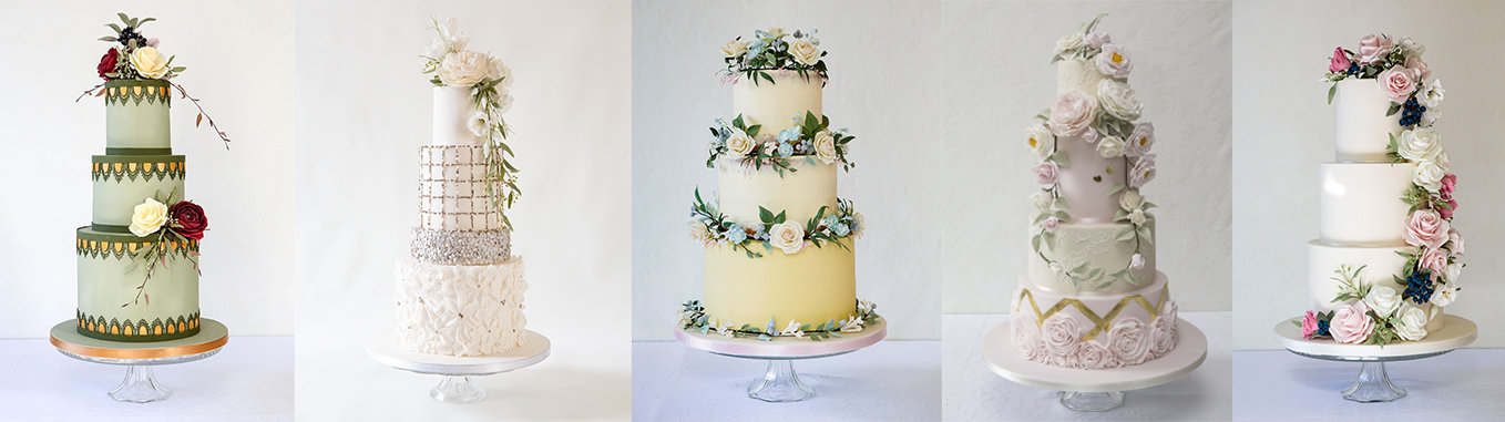 Wedding cakes made in Northern Ireland