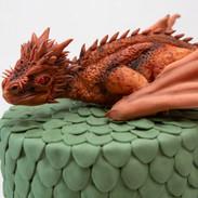 Detail of Dragon.