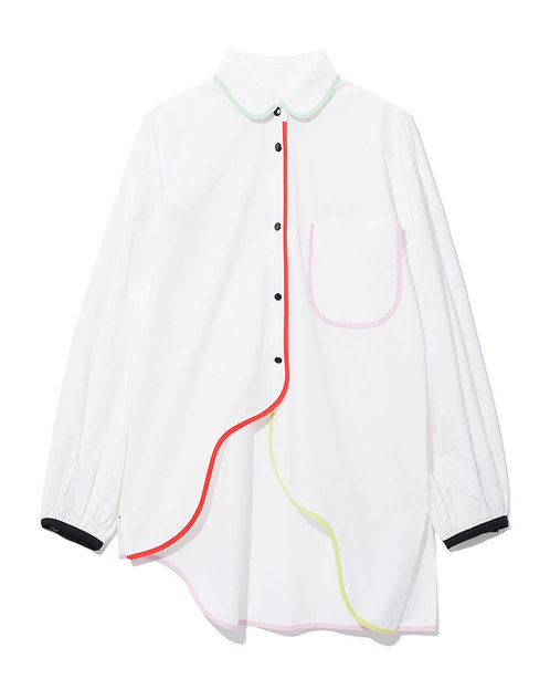 Dana Shirt - White