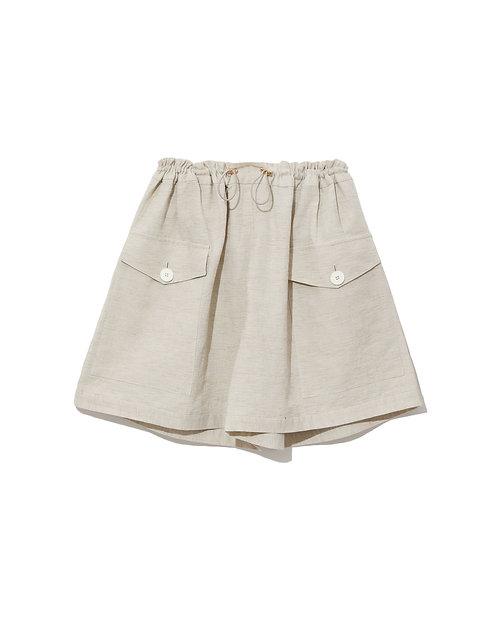 Ola Shorts - Ivory