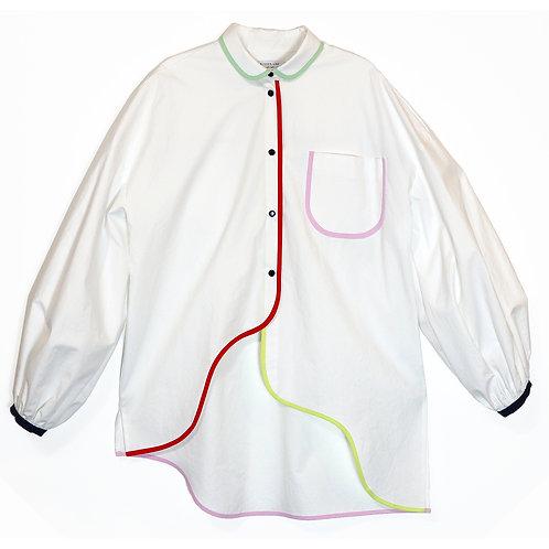 Dana Shirt - White