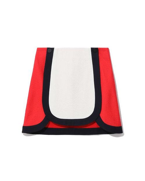 Mel Skirt - Red