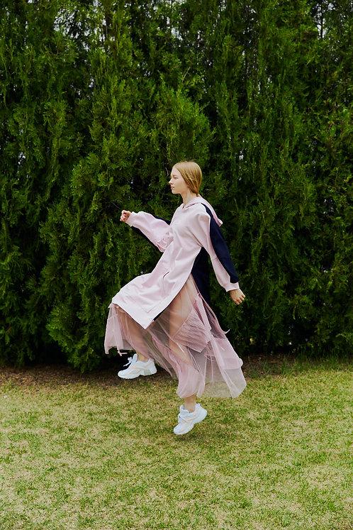 Tulle Skirt - Pink