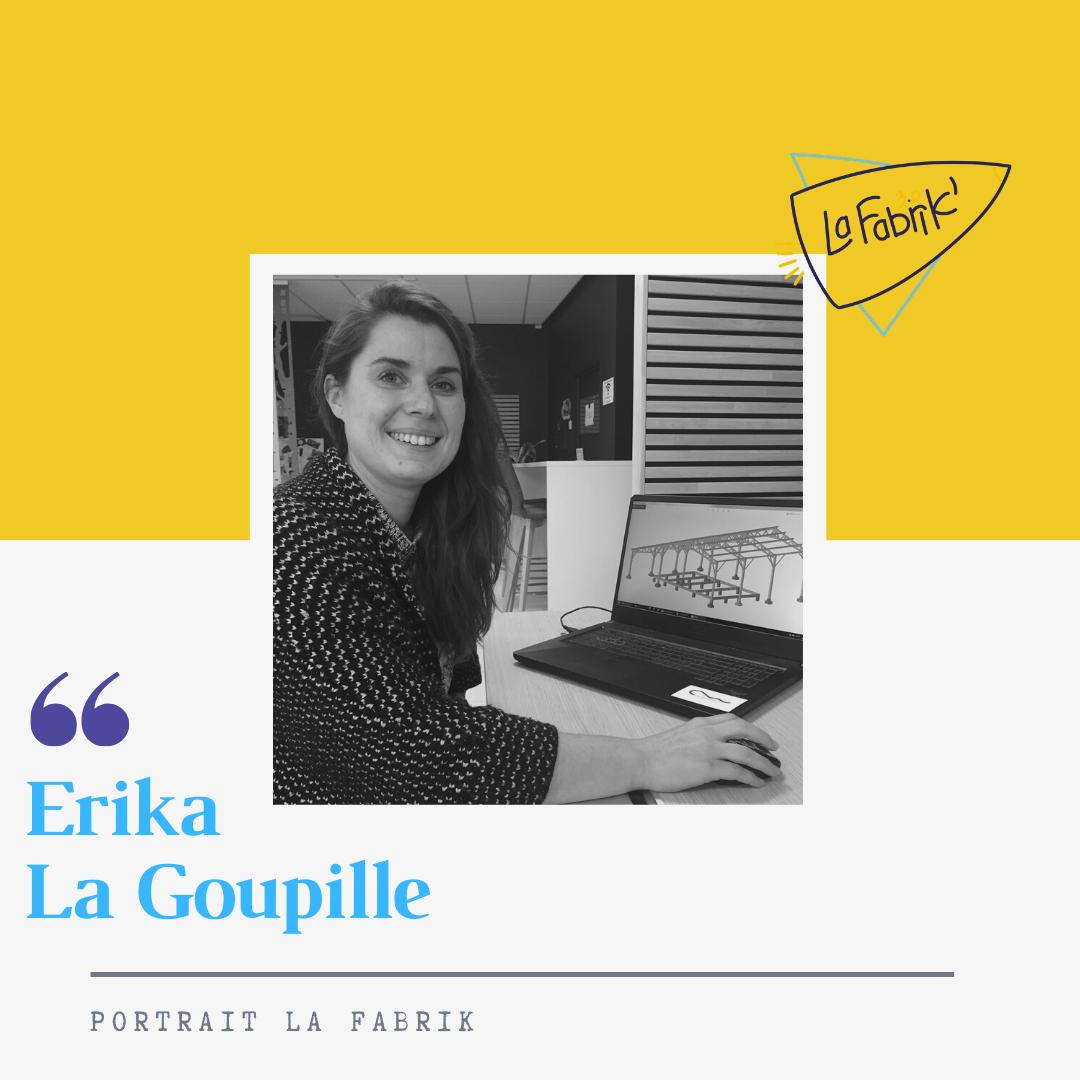 Erika - La Goupille