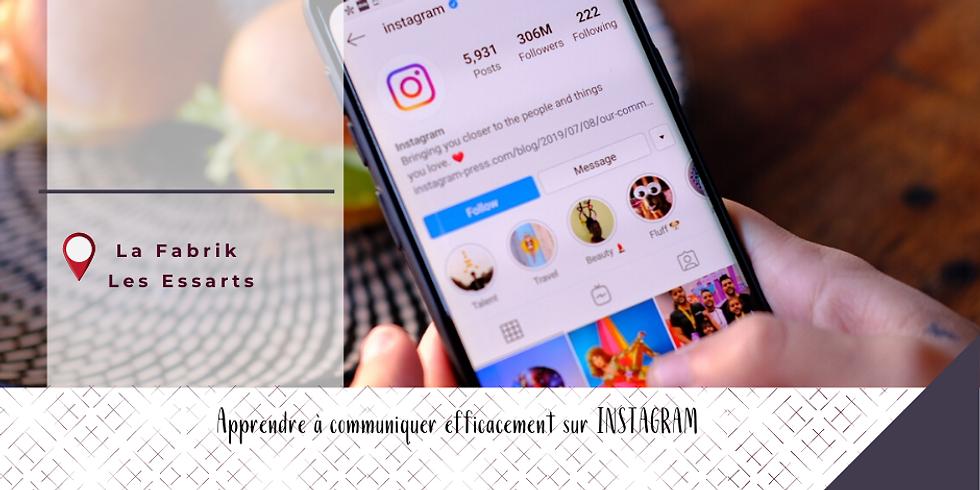 Etre visible sur instagram