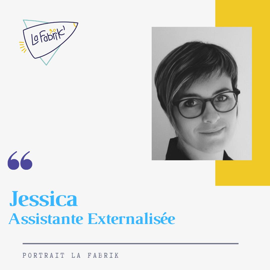Jessica - Assistante Externalisée