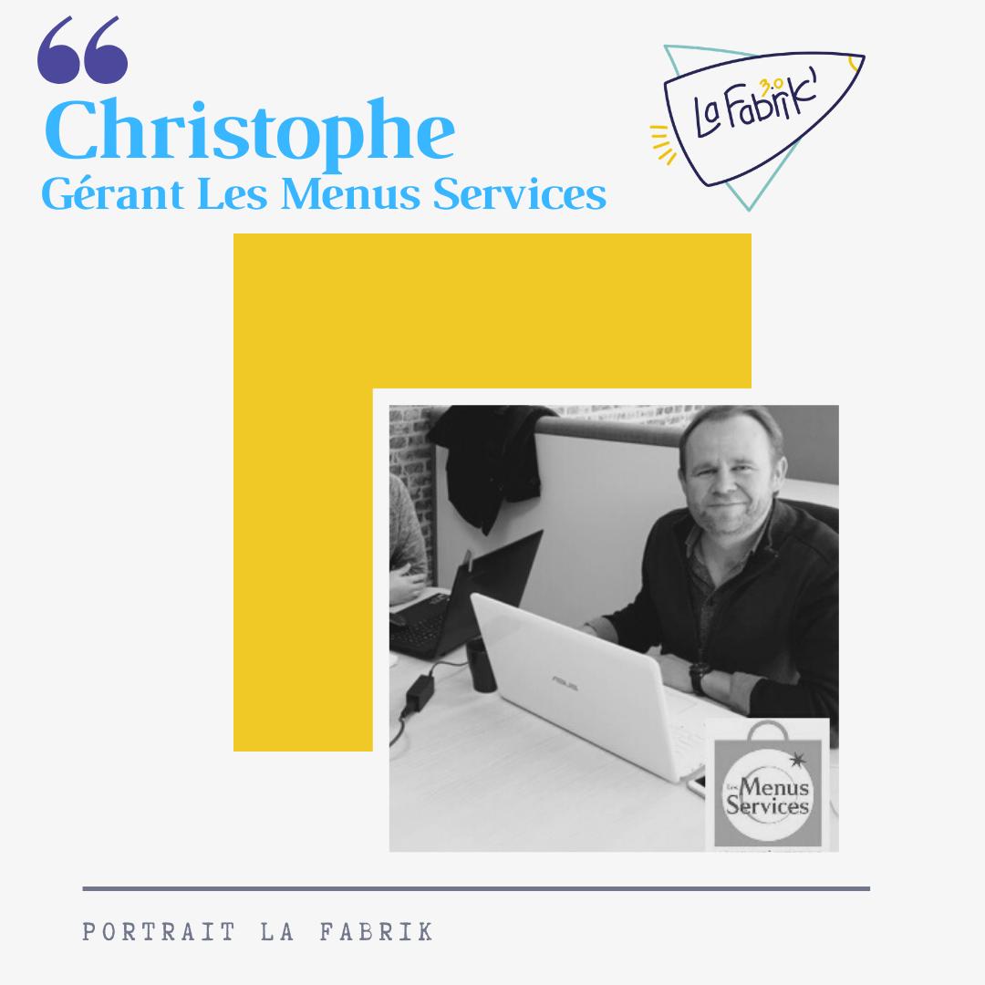 Christophe - Les Menus Services