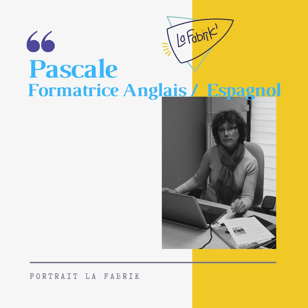 Pascale - Formatrice en langues vivantes