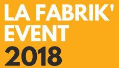 Animations à la Fabrik'Event 2018
