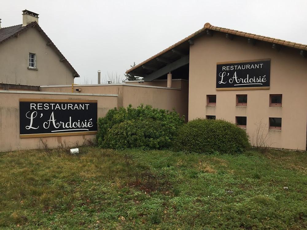 Ancien Restaurant l'Ardoisier les Essarts