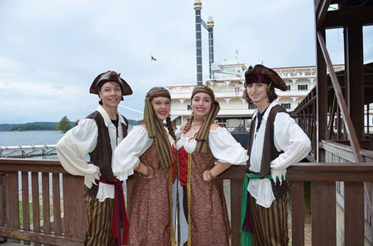 Showboat Princess & Pirate Cruise