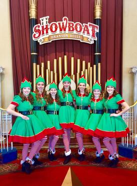 Showboat PJs & Pancakes Cruise