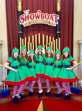 Showboat PJs & Pancakes Cruise