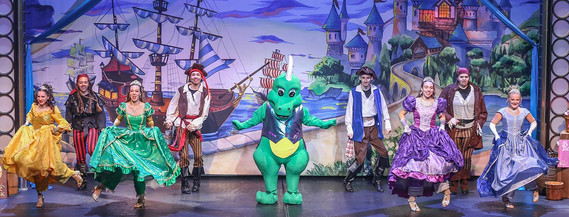 Showboat Princess & Pirate Cruise