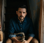 Ben Shaw - Seated, Saxophone