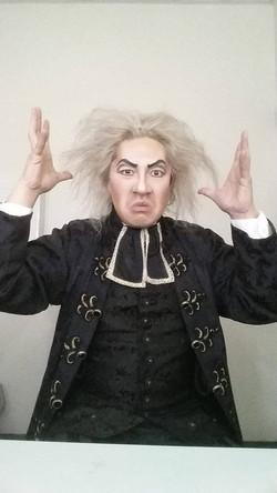 Basilio - Barber of Seville (North Carolina Opera)
