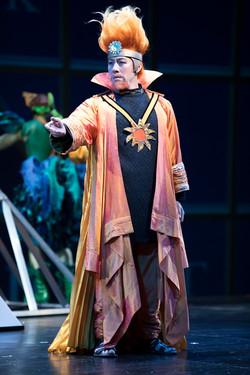 Sarastro Cover - The Magic Flute - Seattle Opera