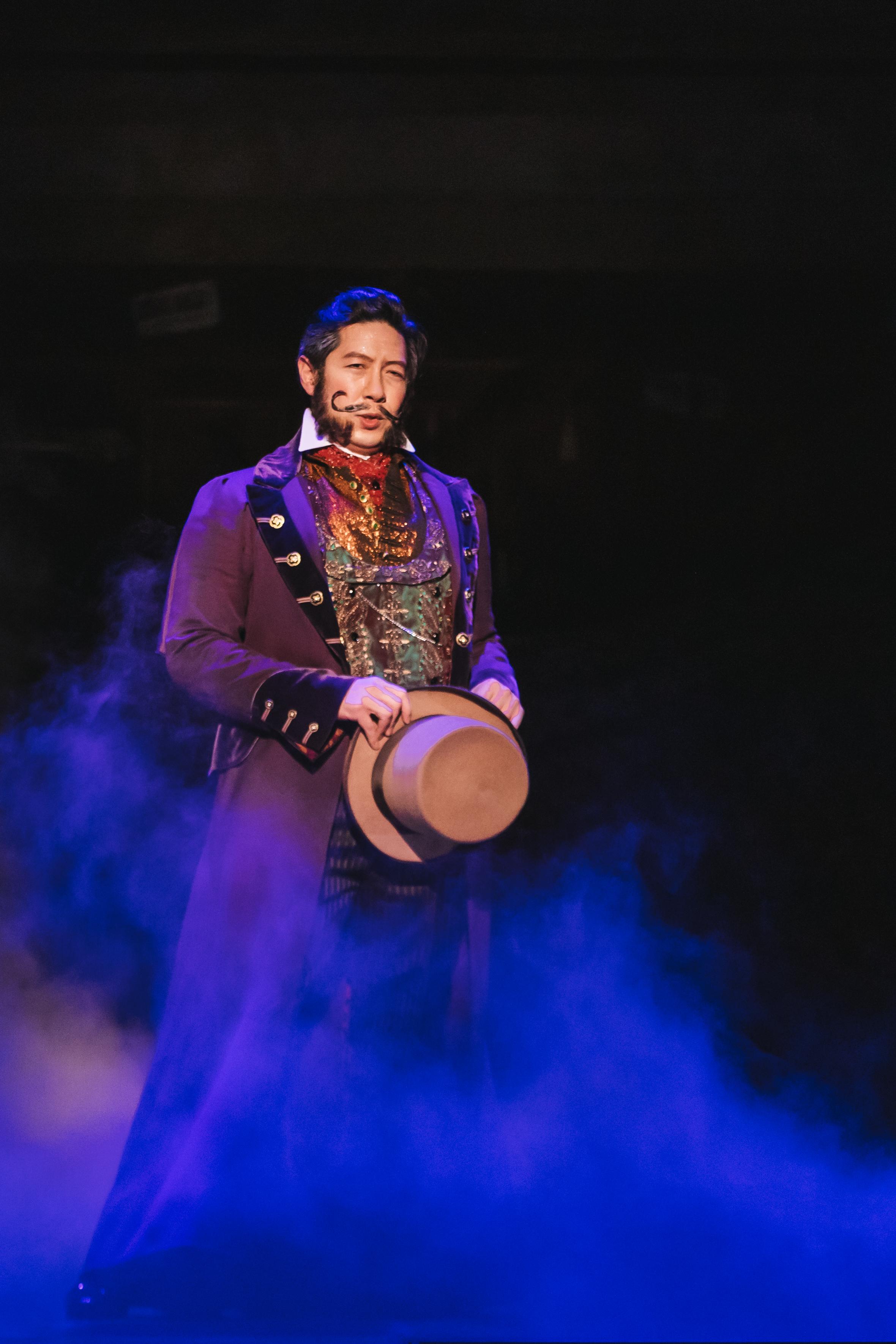 Alidoro - La Cenerentola (Seattle Opera)