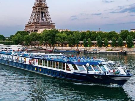 GLA Talk on 'The Seine: Paris to Normandy'