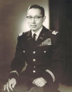 Col. Young Oak Kim in 1961 (GFBNEC)