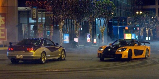 """""""The Fast and the Furious: Tokyo Drift"""""""