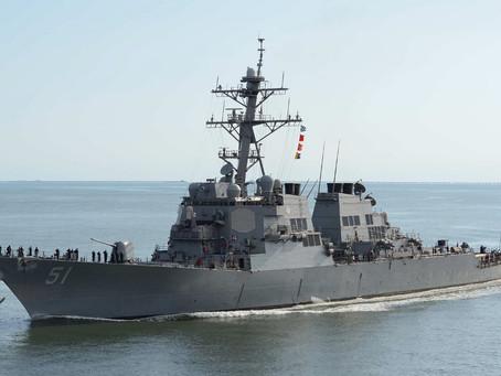 Navy to Christen Guided-Missile Destroyer Daniel Inouye