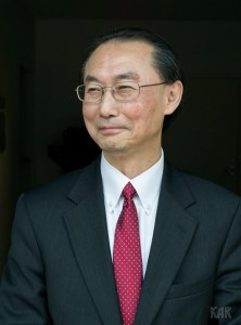 JACL National President David Lin. (Photo by Kelley)