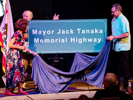 Portion of State Route 60 Renamed Jack Tanaka Memorial Highway