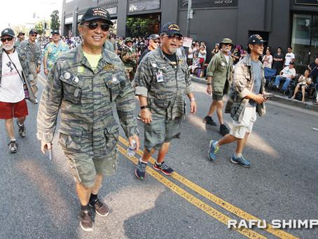 Veterans of All Eras — You Deserve a Parade